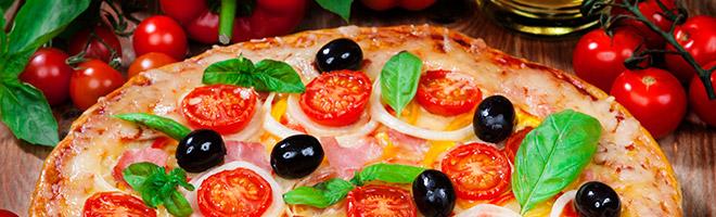 | Pizzen
